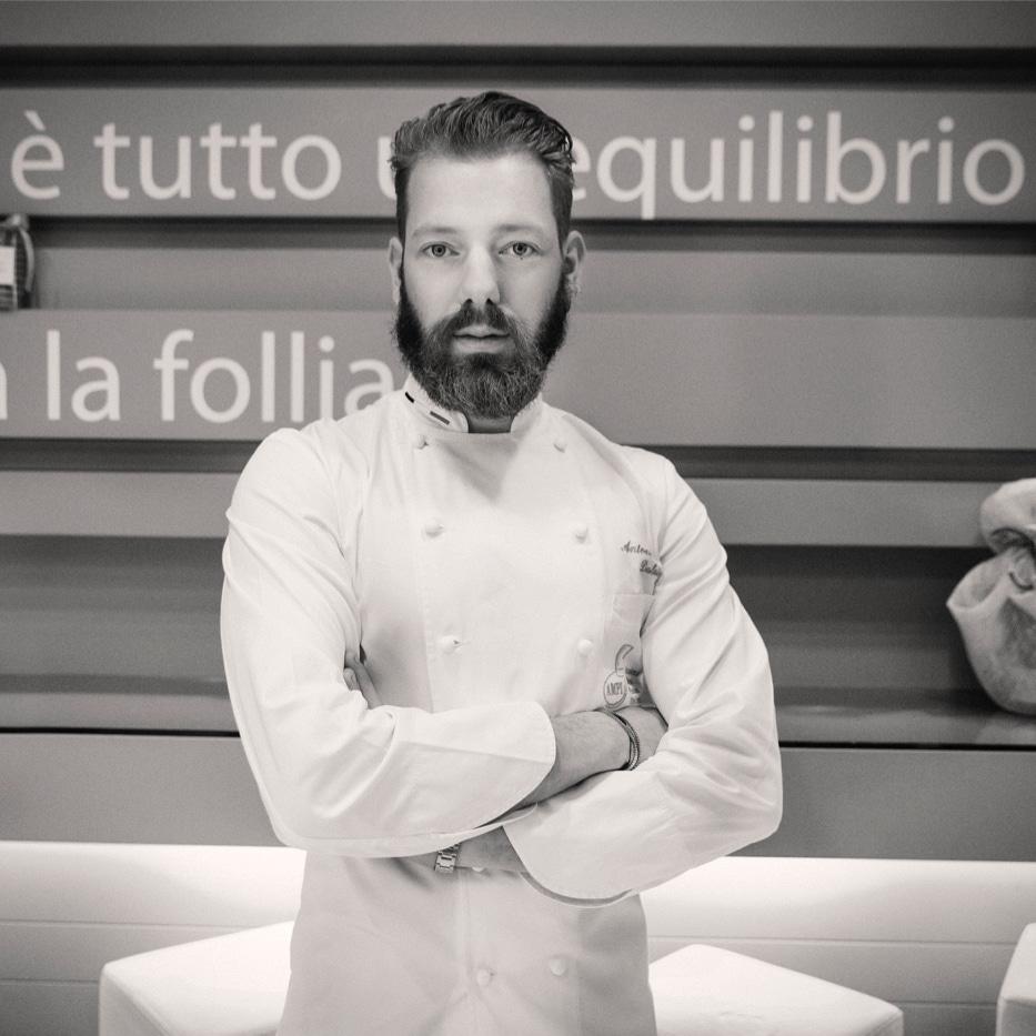 Antonio Daloiso, Chef Pasticcere