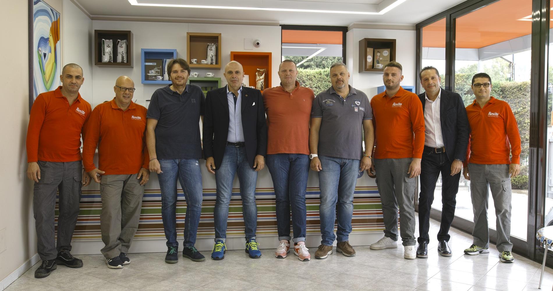 Il Team Rosito